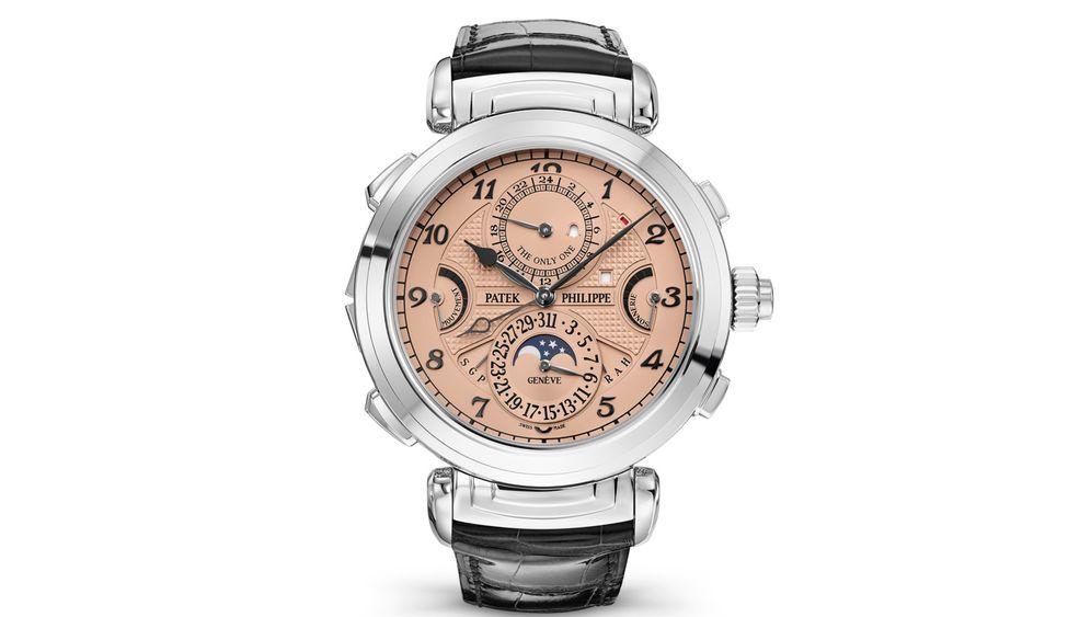 Teuerste Uhr der Welt: Die Grandmaster Chime von Patek Philippe