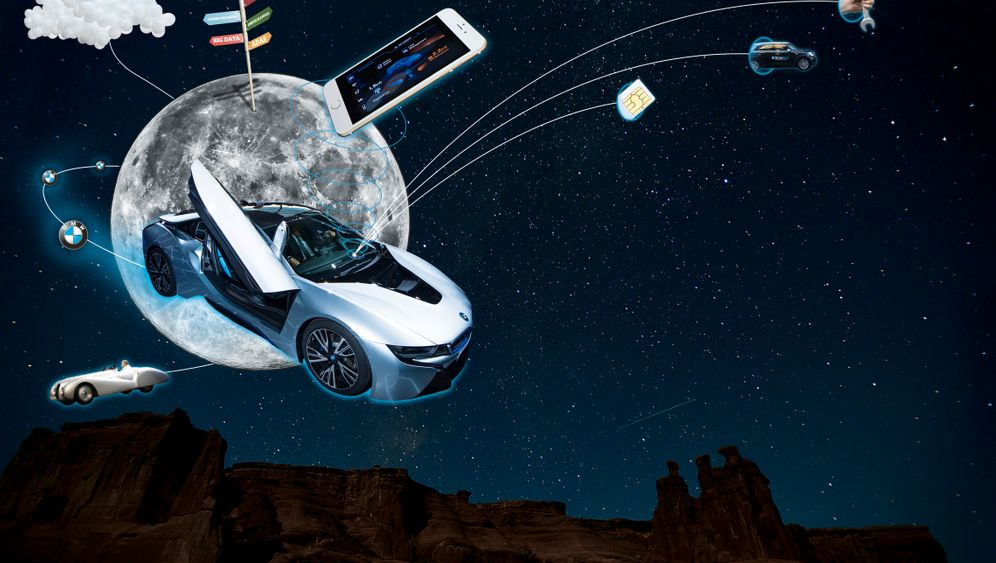 BMW: Smartphone auf Rädern