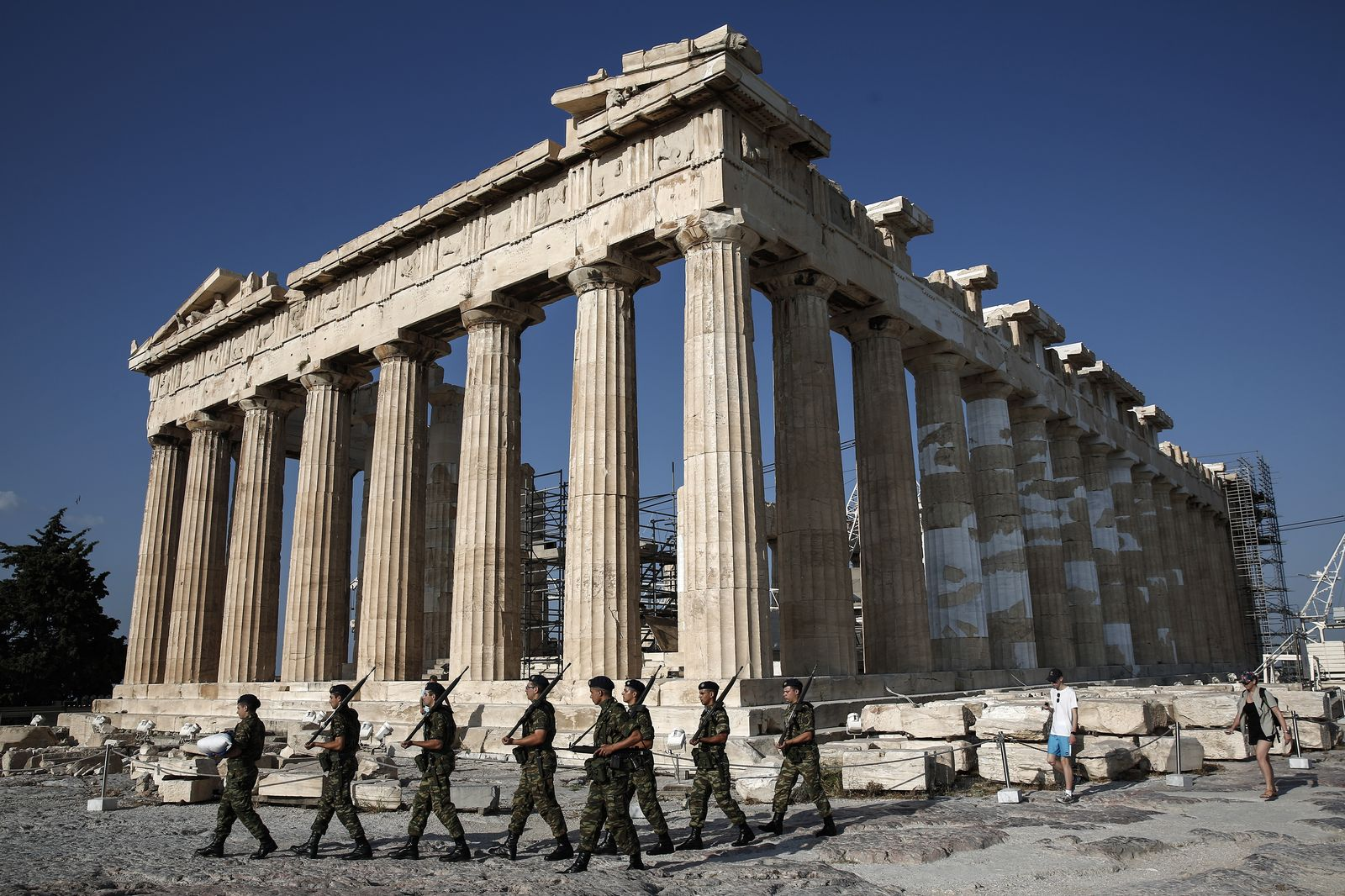 Griechenland/ Akropolis