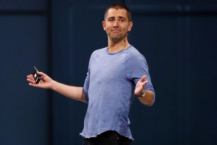 Chris Cox geht nach 13 Jahren: Neben Sheryl Sandberg zählt der Facebook-Produktchef zu den bekanntesten und wichtigsten Managern des Konzerns