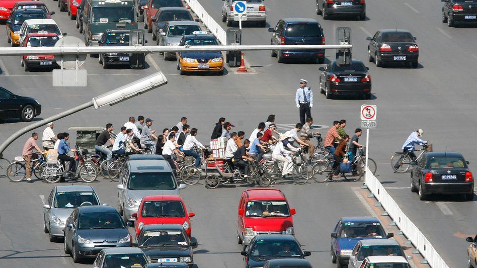 Andere Welt, andere Arbeit: Manager müssen sich auf Kulturen einlassen
