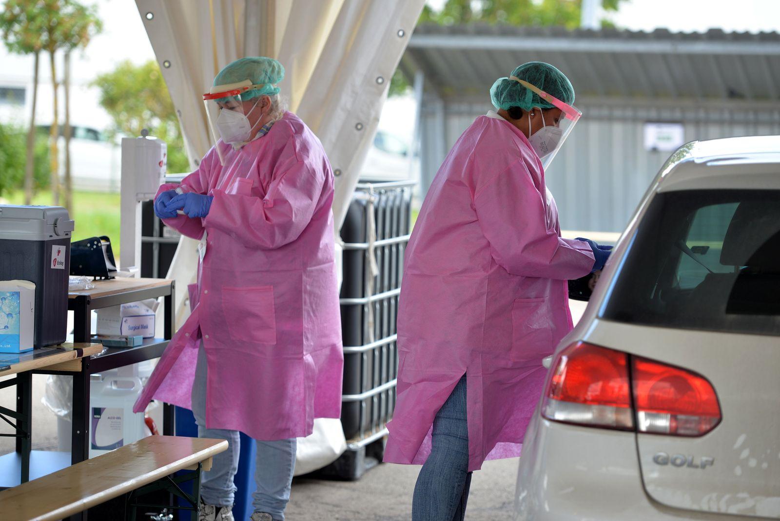 Gegen neue Corona-Welle: Luxemburg testet