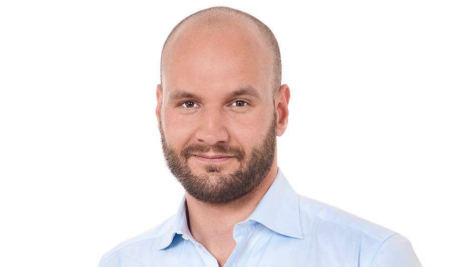 """""""Meine Leitplanken sind meine Neugierde und mein Bauchgefühl"""", sagt Christian Miele, Partner des Venture-Capital-Investors Eventures und Präsident des Bundesverbandes Deutsche Startups."""