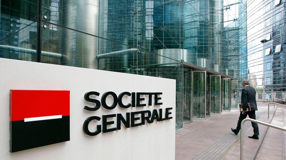 Die französische Großbank Societe Generale kann weitere ihrer Rechtsstreitigkeiten zu den Akten legen