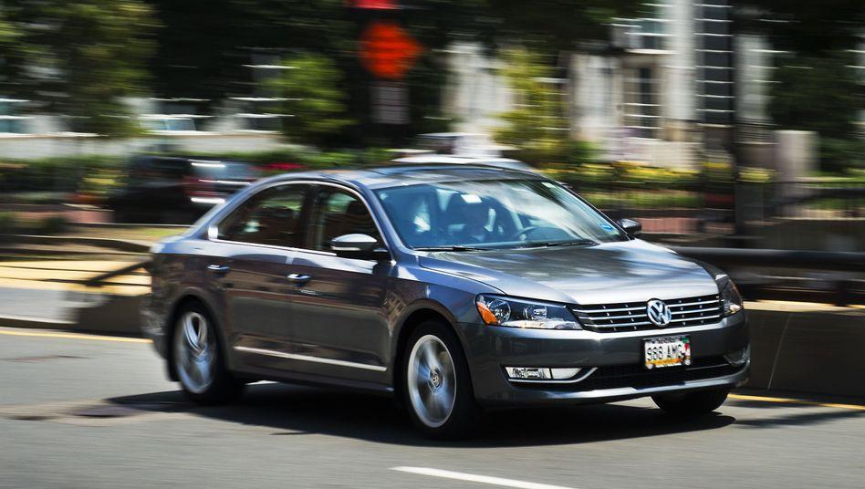 Volkswagen in den USA: Das Unternehmen hat hier etliche rechtliche Baustellen