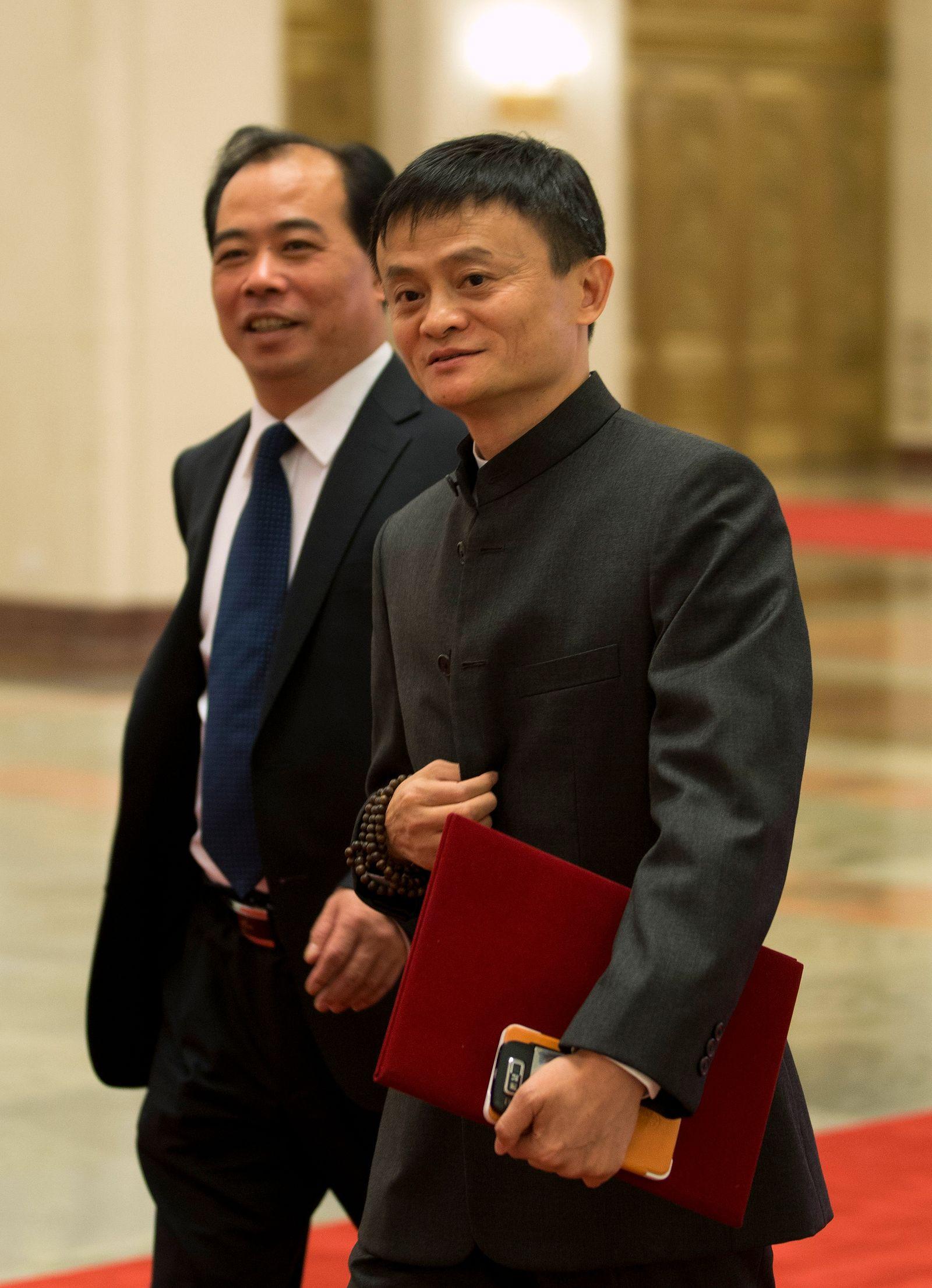 Alibaba / Jack Ma
