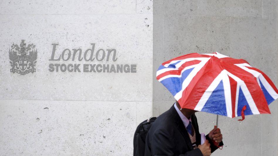 Die London Stock Exchange will sich nicht von der Hongkonger Börse übernehmen lassen.