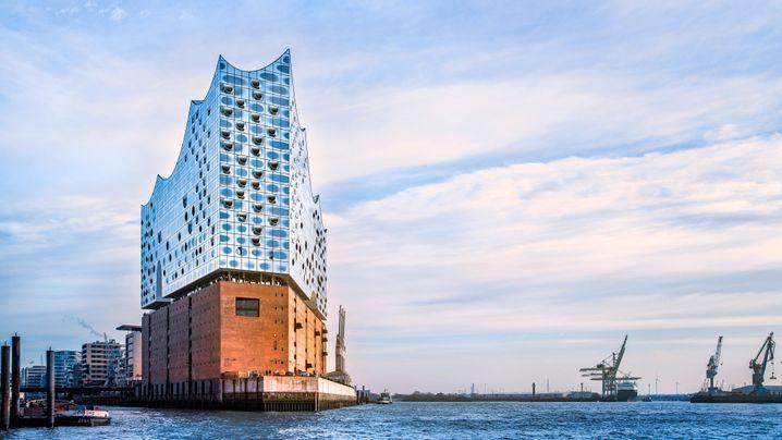Verkauft für mehr als 10 Millionen Euro: Rundgang durch die teuerste Wohnung Hamburgs
