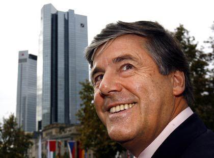 Deutsche-Bank-Chef Ackermann: Weg mit den Beteiligungen