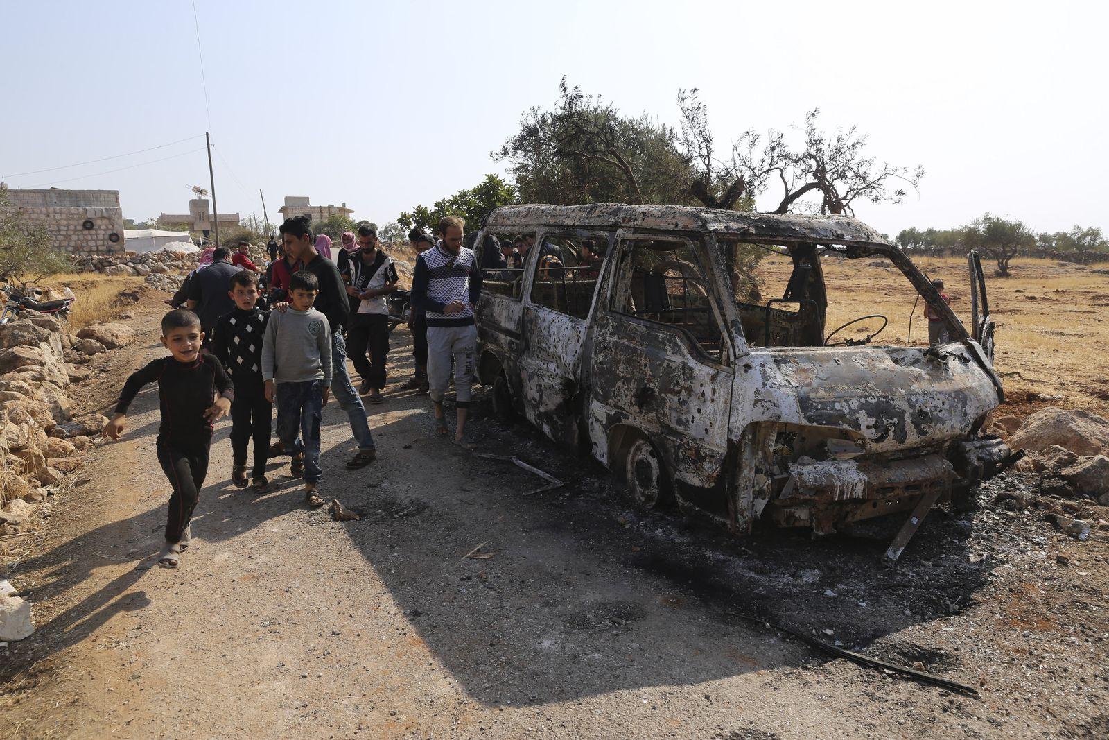 Syria Baghdadi