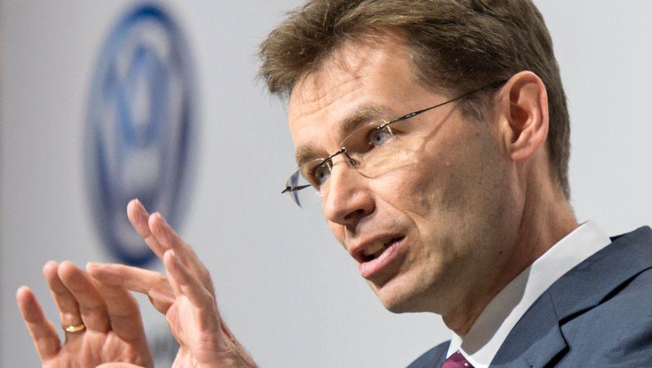 Frank Welsch: Der 57-Jährige gibt seinen Posten als Entwicklungschef und VW-Markenvorstand ab. Stattdessen wird er Qualitätschef für den gesamten Konzern