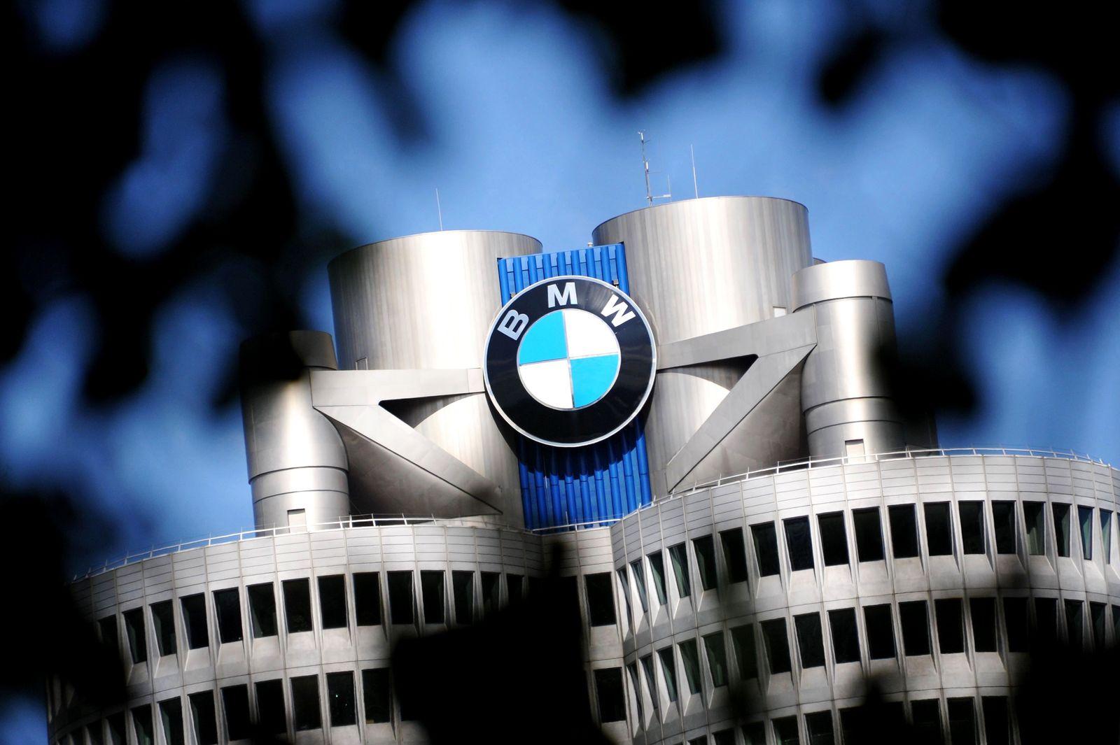 Turnaround-Aktie / BMW Zentrale