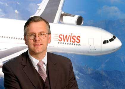Swiss-Chef Franz: Mit Mayrhuber gut bekannt