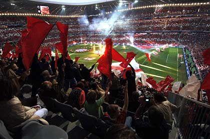 Eröffnung der Münchener Allianz Arena: 3,2 Millionen Zuschauer werden in den WM-Stadien erwartet