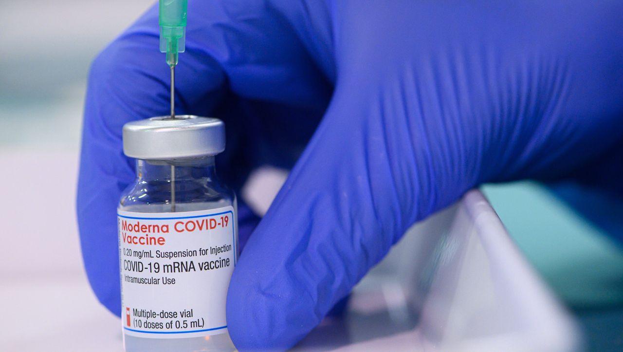 Auch Corona-Impfstoff von Moderna für Zwölf- bis 17-Jährige freigegeben