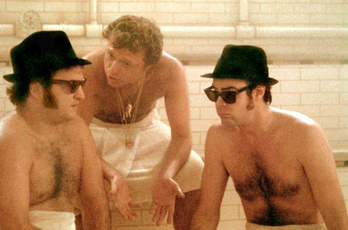 """Legendäre Musikfilme: Auch der Kultfilm """"Blues Brothers"""" von 1980 spielte in Chicago"""