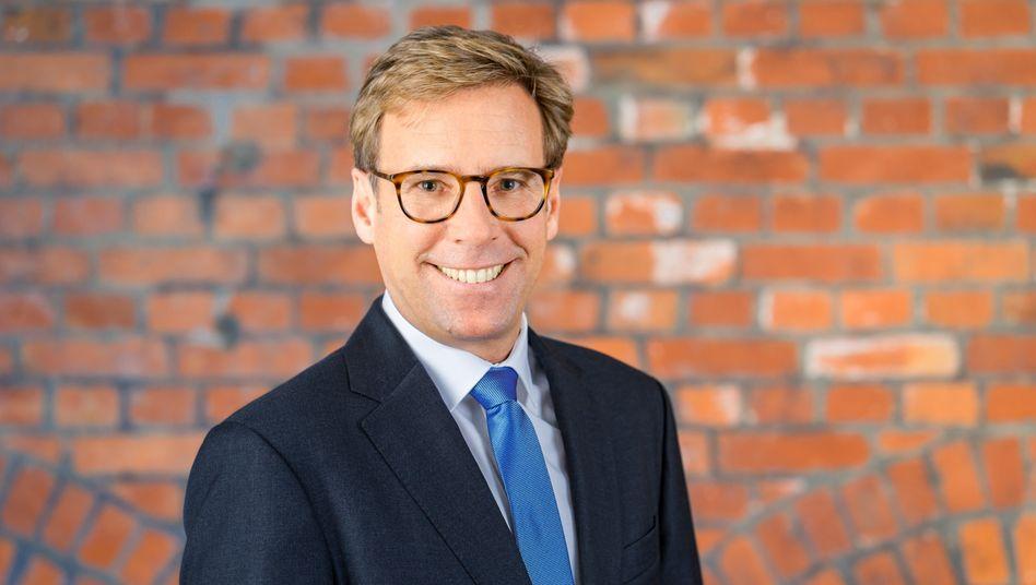 Räumt auf: Faber-Castells neuer Chef Stefan Leitz