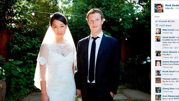 Zuckerberg auf Platz 1: Die 10 größten Wohltäter 2013