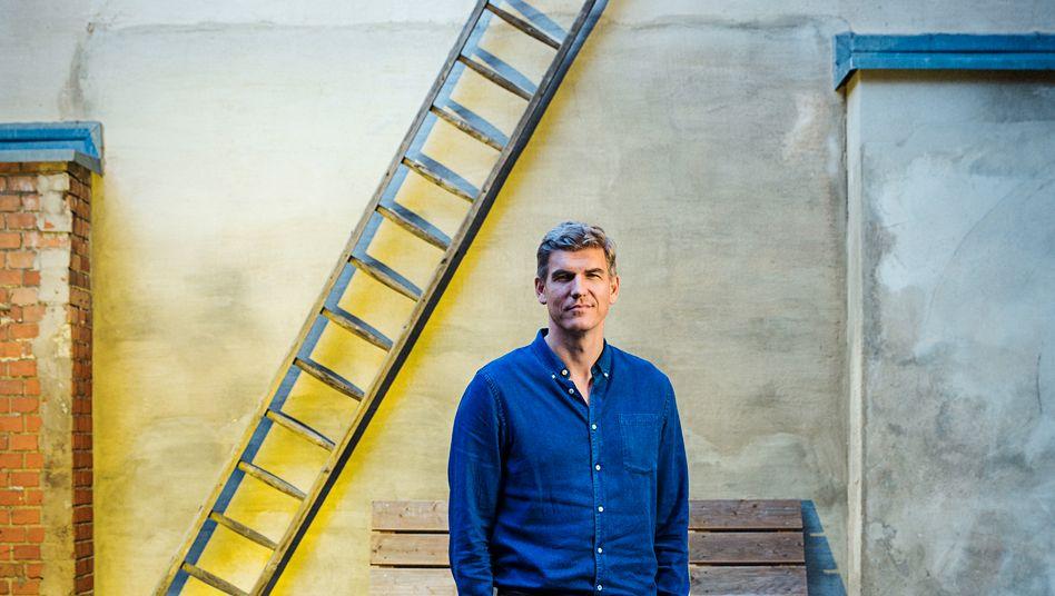 Thermondo-Mitgründer Philipp Pausder: Energieverbrauch senken - und nebenbei den Handwerkermarkt revolutionieren