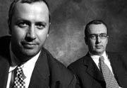 Agenturgründer Hesse und Schubert
