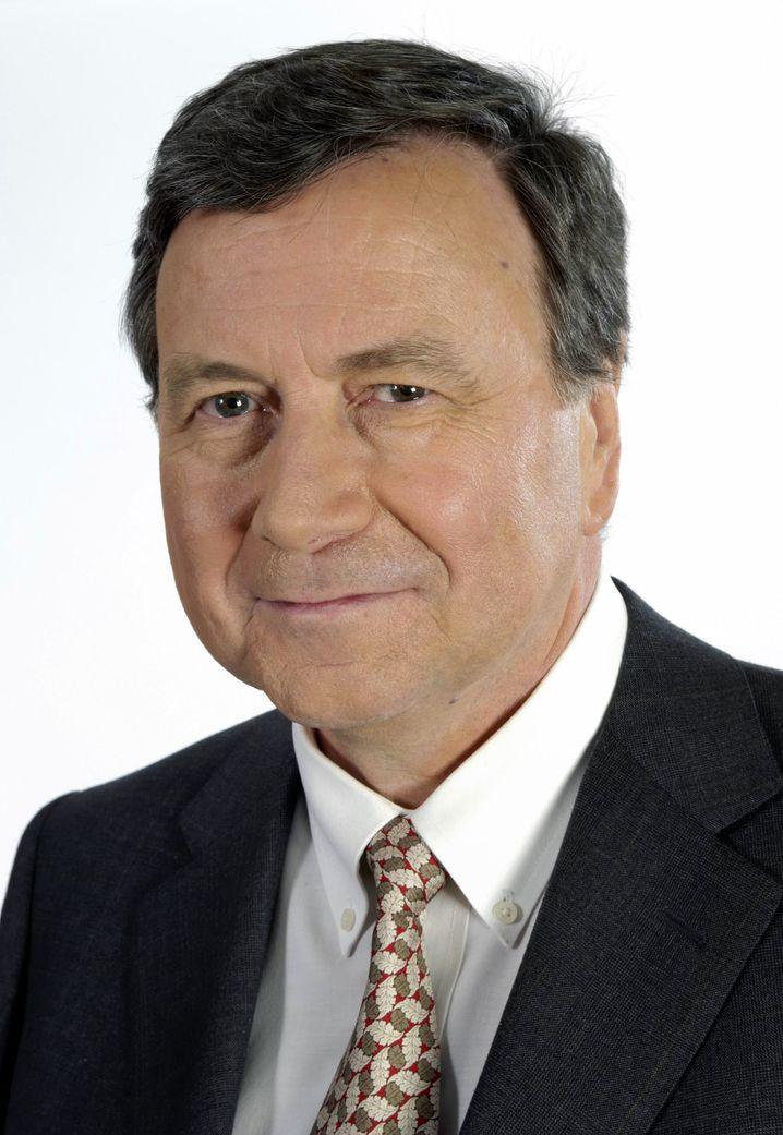 Gérard Détourbet