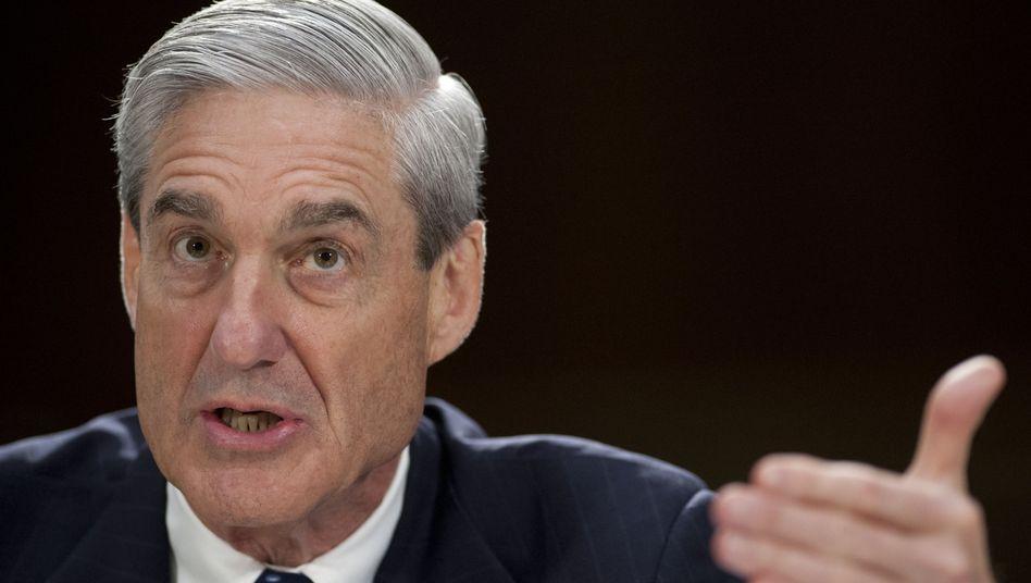 Bericht vorgelegt: US-Sonderermittler Mueller