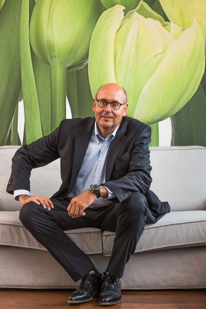 Michael Inacker, CEO von WMP Eurocom