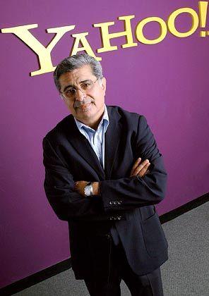 Wirft das Handtuch: Yahoo-Chef Semel