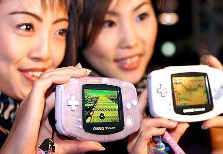 Vorbildhaft: Sieht aus wie Nokias neue Daddelkiste kann aber nicht telefonieren: Nintendos alter Gameboy