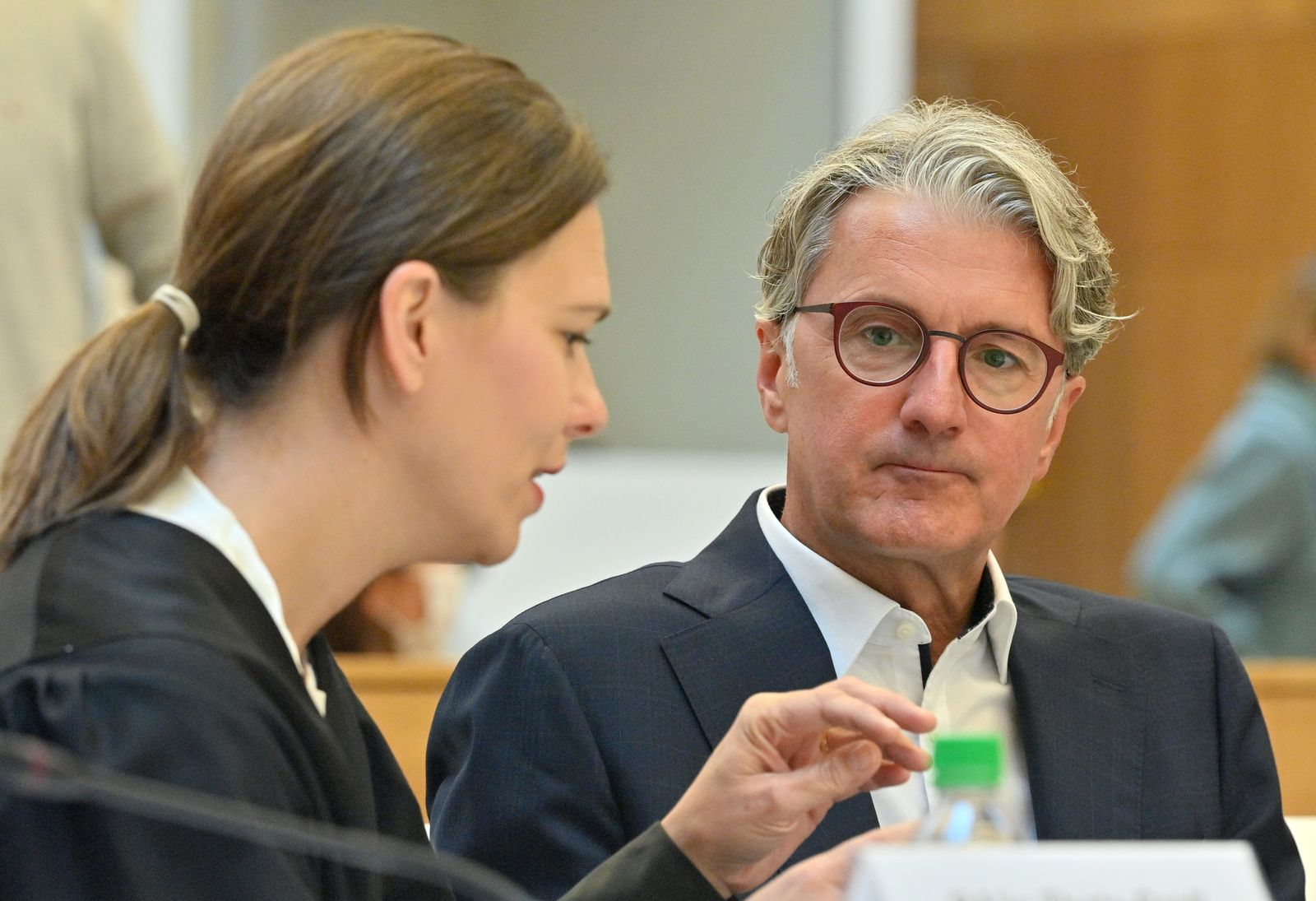 GERMANY-AUTOMOBILE-TRIAL-FRAUD-AUDI