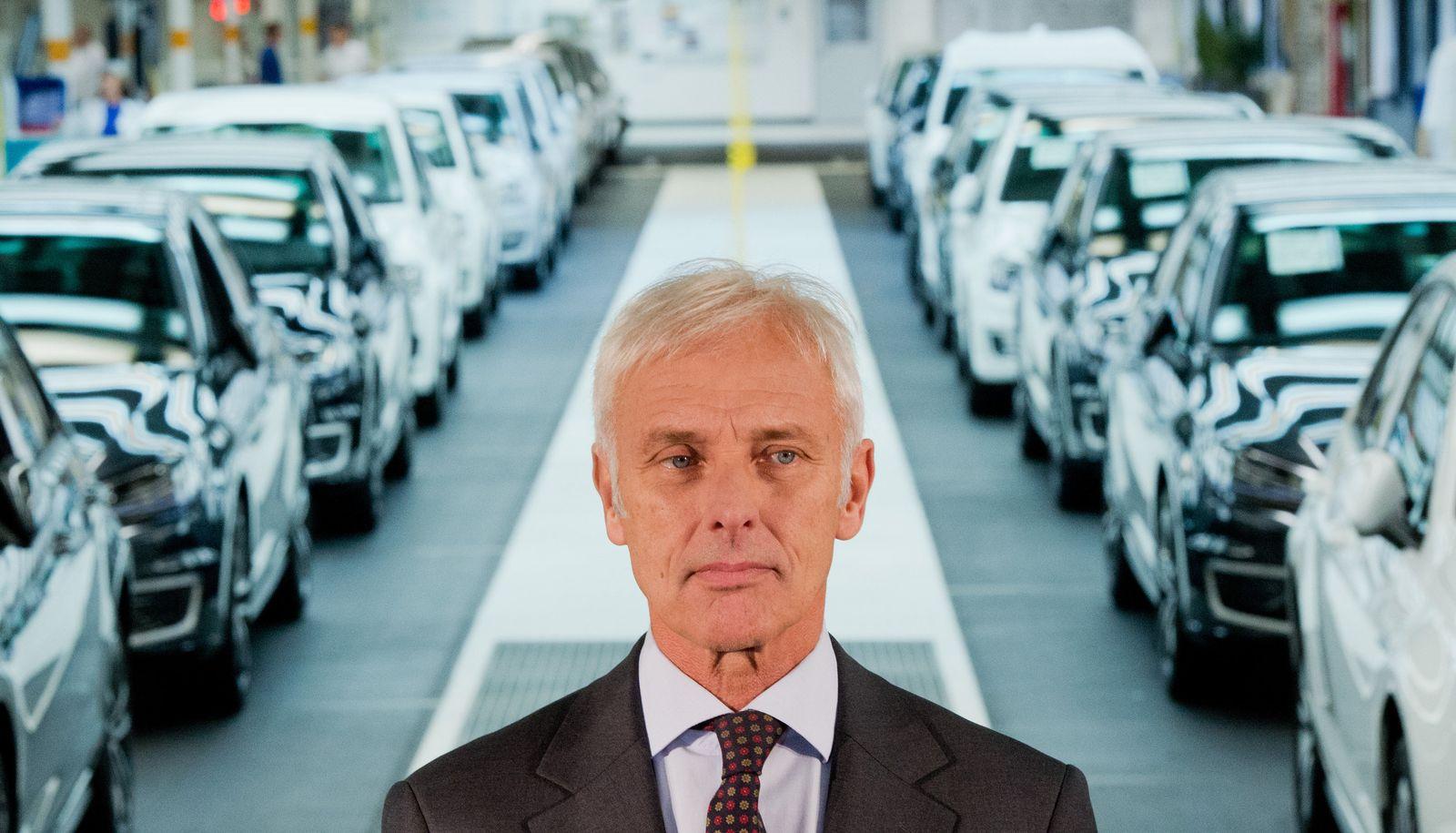 Volkswagen / Matthias Müller