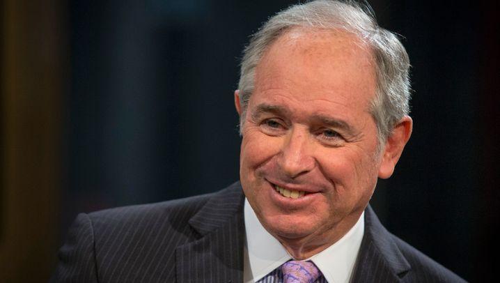 Der Blackstone-Rat: Diese Topmanager sitzen in Trumps Wirtschaftsrat