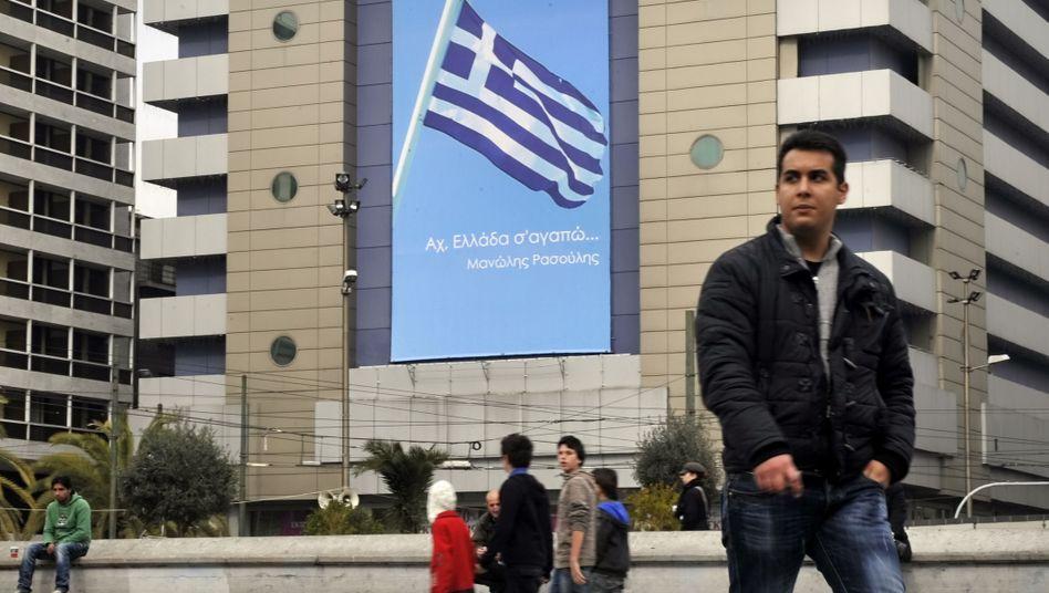 Zwei Schritte vor, einen zurück: Nächstes Griechenland-Hilfspaket steht noch immer nicht