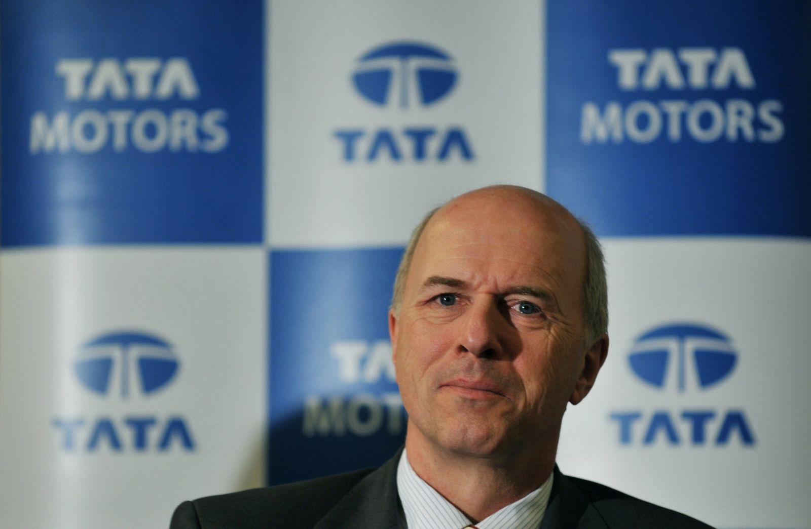Carl-Peter Forster / Indien / Tata Motors
