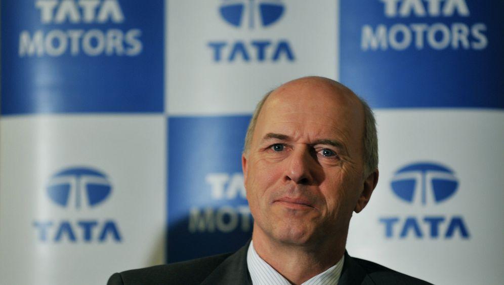 Tata-Chef Carl-Peter Forster: Die Inder und der Deutsche