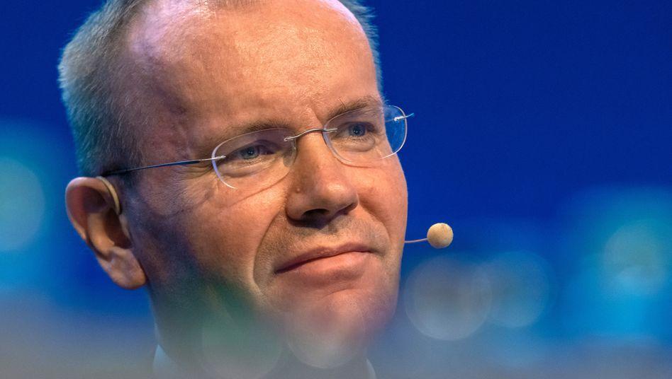 Wenn Blicke einschüchtern können: Ex-Wirecard-Chef Markus Braun