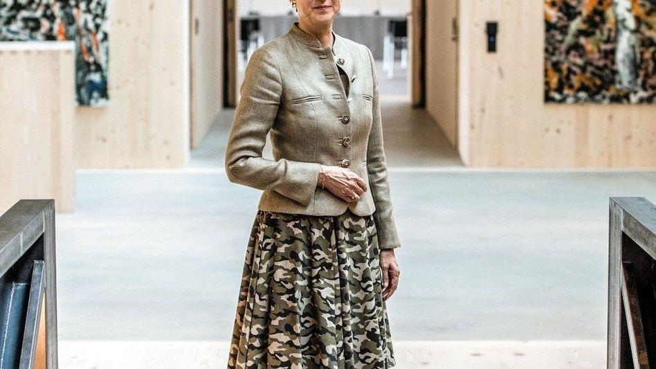 STEH-VERMÖGEN Die Jahresbilanz von Susanne Klatten ist zwiespältig: mehr Finanzmittel, Sanierungserfolge und Ehe-Aus ...