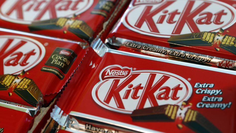 Starke Marke: Nestlé arbeitet an seiner Umstrukturierung.