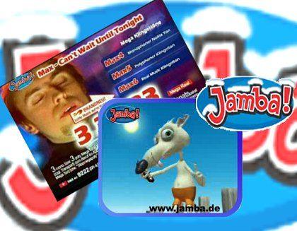 Demnächst mit Musikportal: Jamba