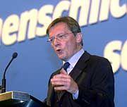 Keine Kontrollmitteilungen: Österreichs Bundeskanzler Schüssel