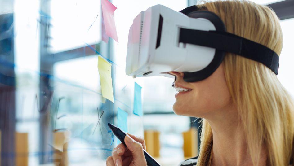 Perspektivwechsel: Unternehmen suchen nach Innovationen - doch manches ist real gar nicht so schön.