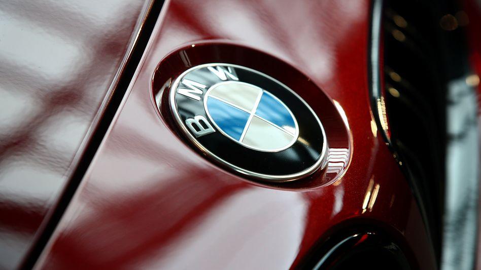 BMW, einst Rendite-Garant unter den Autobauern, erwischte es im ersten Quartal am schlimmsten