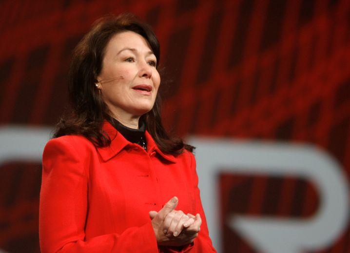Führt Oracle künftig gemeinsam mit Mark Hurd: Safra Catz ist bereits jetzt die bestbezahlte weibliche Führungskraft