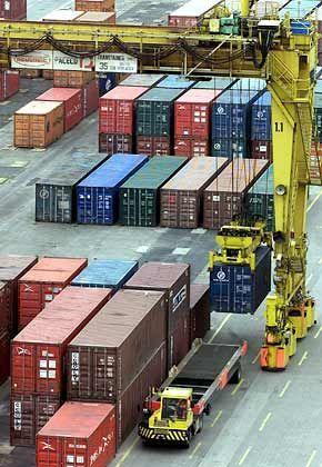 Boombranche Außenhandel: Die Weltkonjunktur treibt das Wachstum