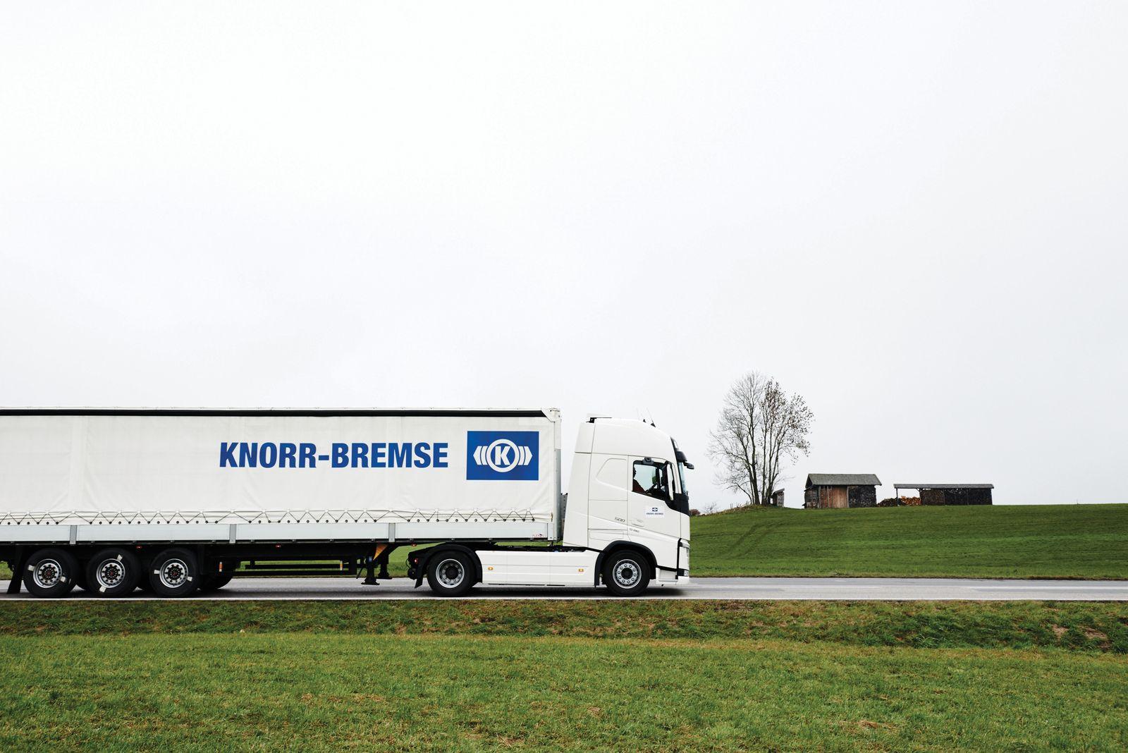 Knorr-Bremse / Volvo Oberlandtour