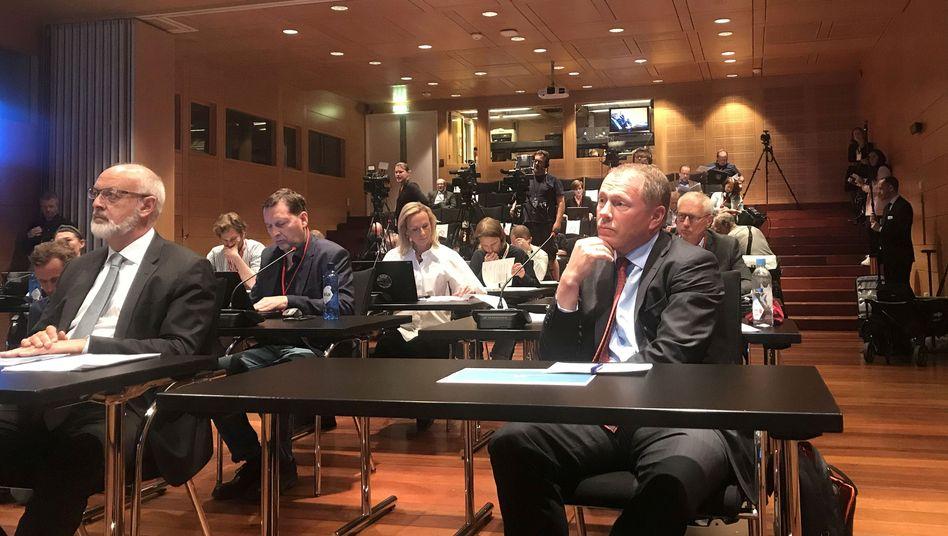 Norwegens neuer Schatzhüter: Nicolai Tangen hat das Vermögen der Norweger im dritten Quartal um 44 Milliarden Dollar gemehrt. Mit 1161 Milliarden Dollar ist der Staatsfonds bereits wieder schwerer als vor Beginn der Corona-Pandemie