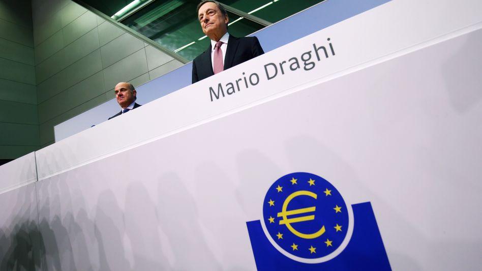 Mario Draghi: Abschied als EZB-Chef