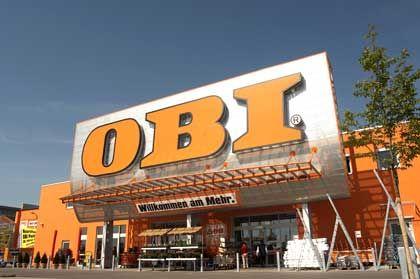 """Obi-Markt: """"Zusammenarbeit klappt bestens"""""""