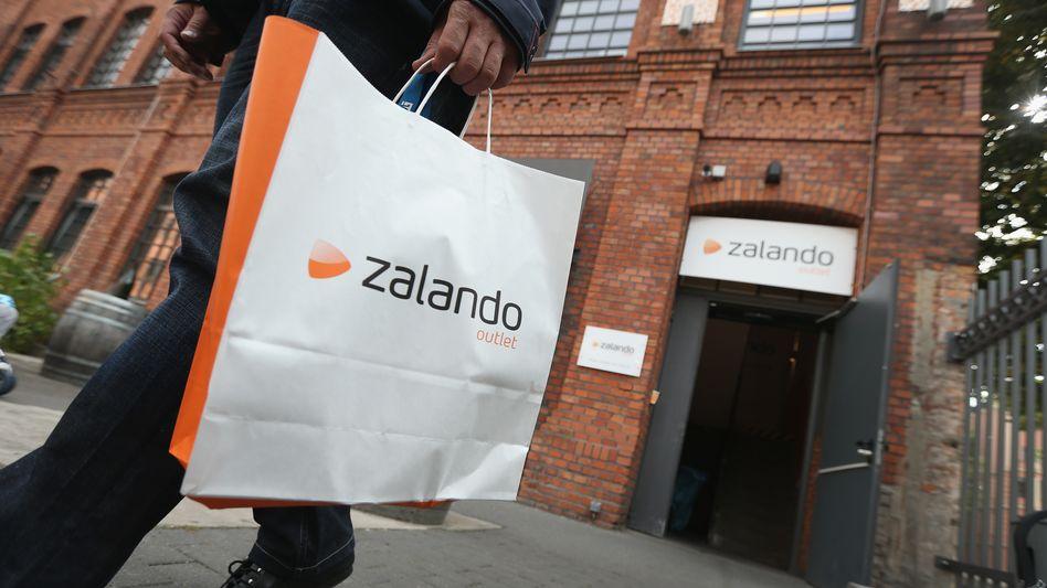 Online-Modehändler: Starke Nachfrage nach Zalando-Aktien
