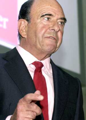 Banco-Santander-Chef Emilio Botin: Gewinn gesteigert